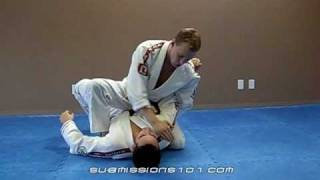 Wrapping Shoulder Lock