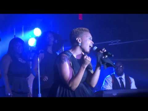 "Chrisette Michele LIVE ""A Couple of Forevers"" at Essence Music Festival 2013"