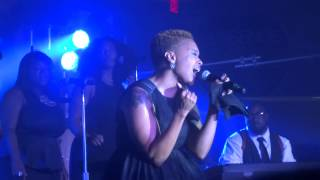 """Chrisette Michele LIVE """"A Couple of Forevers"""" at Essence Music Festival 2013"""