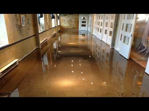Epoxy Garage Floor Coatings for Concrete Flooring Surfaces