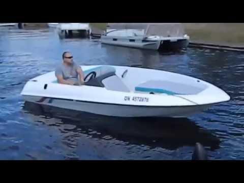 1995...15'...Sugar Sand Mirage Jet Boat, 120Hp Merc. Sport ...