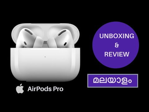 Apple AirPods Pro | Unboxing and Review | Malayalam