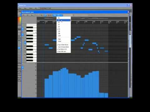 Recording a virtual Instrument in Zynewave Podium Free