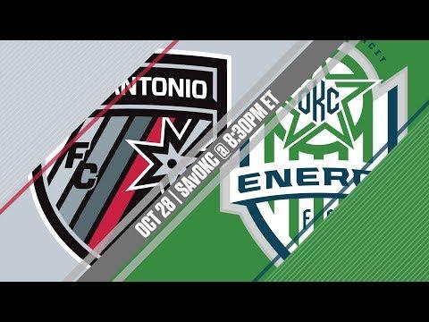 2017 #USLPLAYOFFS - San Antonio FC vs OKC Energy FC 10/28/17