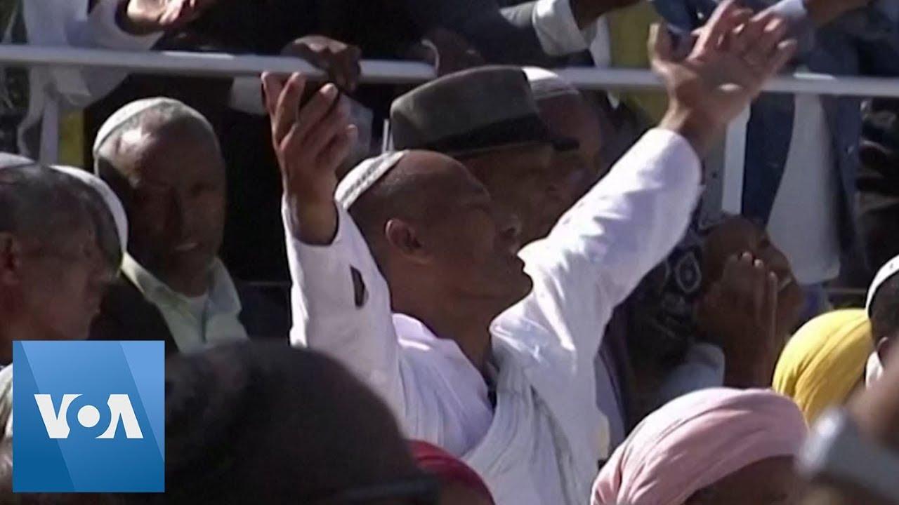 Israeli Ethiopians Mark Sigd In Jerusalem
