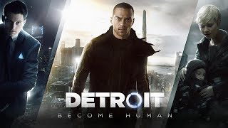 Detroid: Become Human #1