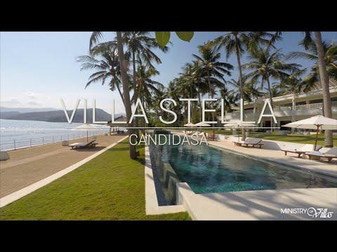 Villa Stella Candidasa Bali Youtube