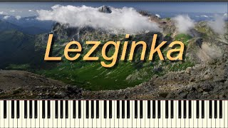 Lezginka - National Caucasian Dance