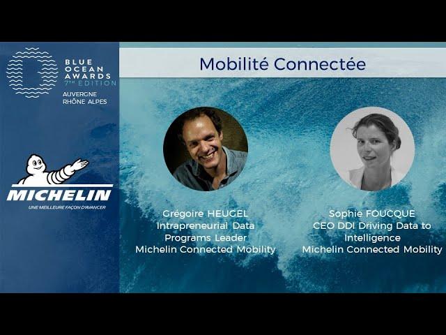 Table Ronde Mobilité Connectée, par  Michelin, aux BOA Lyon