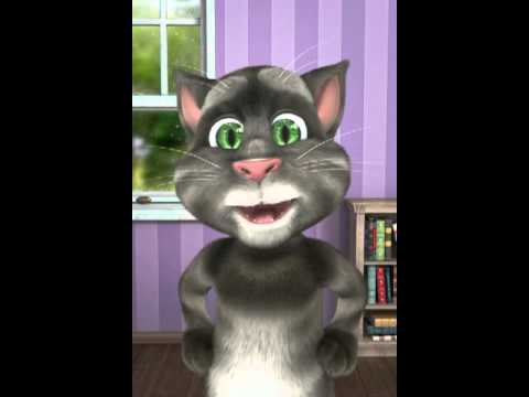 how to use talking tom messenger