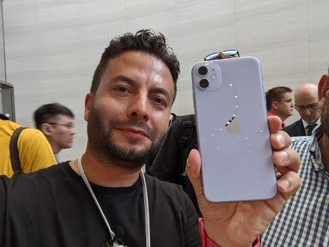 Apple IPhone 11 Elimizde! Türkiye'de Ilk ön Inceleme!