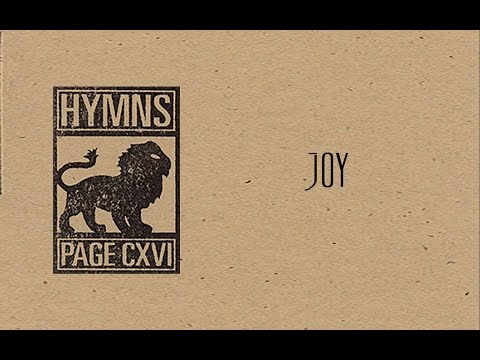 Joy  Page CXVI
