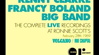 The Kenny Clarke Francy Boland Big Band - Rue Chaptal