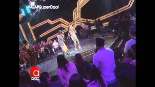Repeat youtube video Intense Rap battle with Abra and Gloc 9