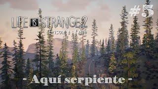 Life Is Strange 2 - Episode 4 : Faith. #5 - Aquí serpiente, par Quartzall.