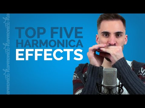 Top 5 Harmonica Effects (That Your Probably Not Doing)