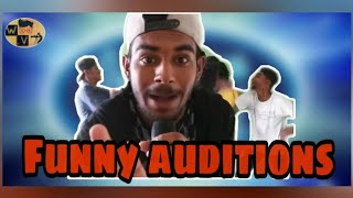 Warangal Idol || funny Auditions || warangal vibes