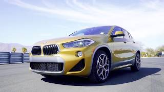 TEST DRIVE: BMW X2 Video Review