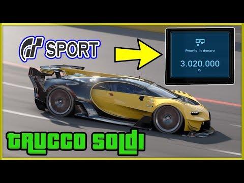 COME FARE SOLDI INFINITI SU GRAN TURISMO SPORT! Trucco Crediti & Punti Miglia Gran Turismo Sport ITA
