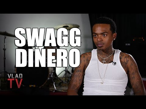 Swagg Dinero Says He's No Longer an Active Gang Member (Part 8)