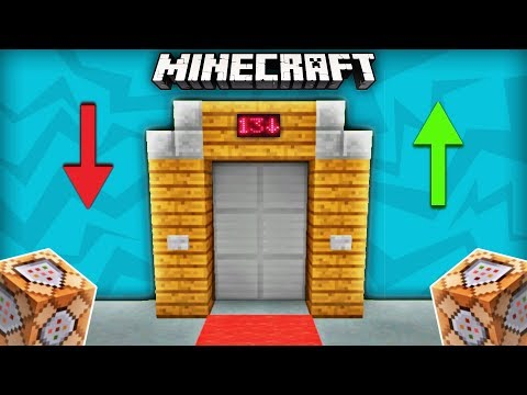 best-realistic-elevator-in-minecraft-using-command-blocks!-(easy-mcpe-command-block-creations)