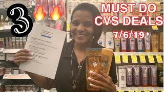 3 HOT MUST DO DEAL at CVS Starting 7/7/19 | DO NOT MISS THESE!!!