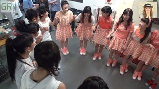 『GREEN ROOM』#4 MC:徳永千奈美、夏焼雅 ゲストMC:吉川友 #4:Hello!...