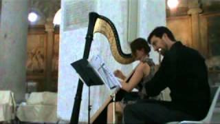 C.Gounod: Ave Maria - flauto e arpa