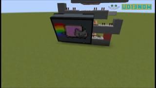 Animated .gifs on custom heads in Vanilla Minecraft (no resource packs)