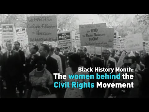 Black History Month: The women behind the Civil Rights Movement