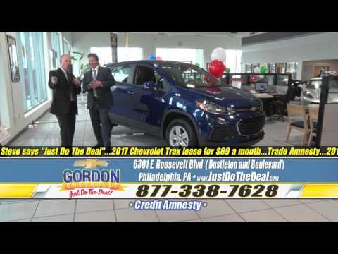 """2017 Chevrolet Equinox Lease $99 a Month"" Gordon Chevrolet, Philadelphia PA"