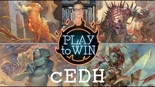 WHO'S THE BEST JESPER EJSING COMMANDER IN cEDH? - Play to Win Gameplay
