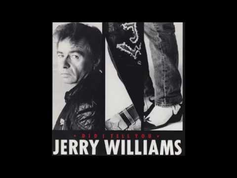 Jerry Williams - 1988 - Did I Tell You