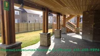 Cedar Deck, Pergola And Walkout Basement
