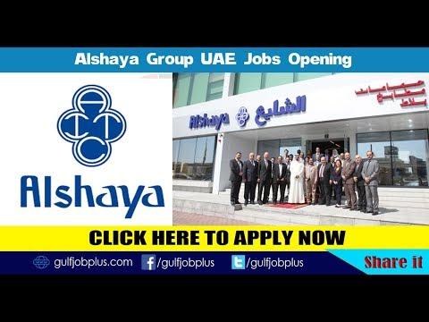 Several job opening M H Alshaya companies apply now