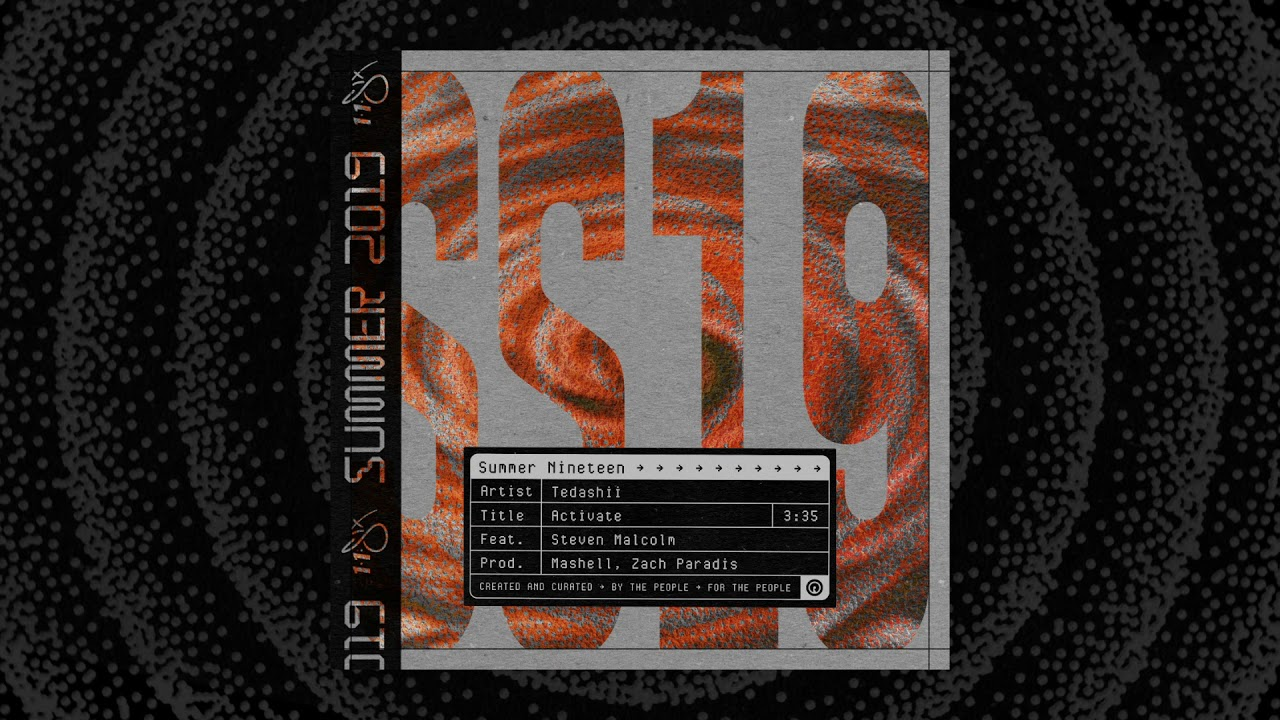 Download Tedashii - Activate feat. Steven Malcolm