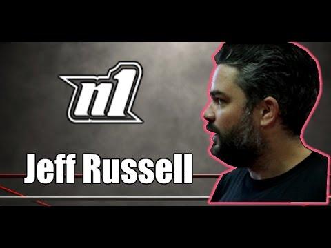 N1 Jeff Russell Muay Thai Instrutor
