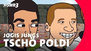 """Jogis Jungs: """"Tschööö Poldi"""""""