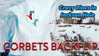 Jackson Hole Skiing, Corbet