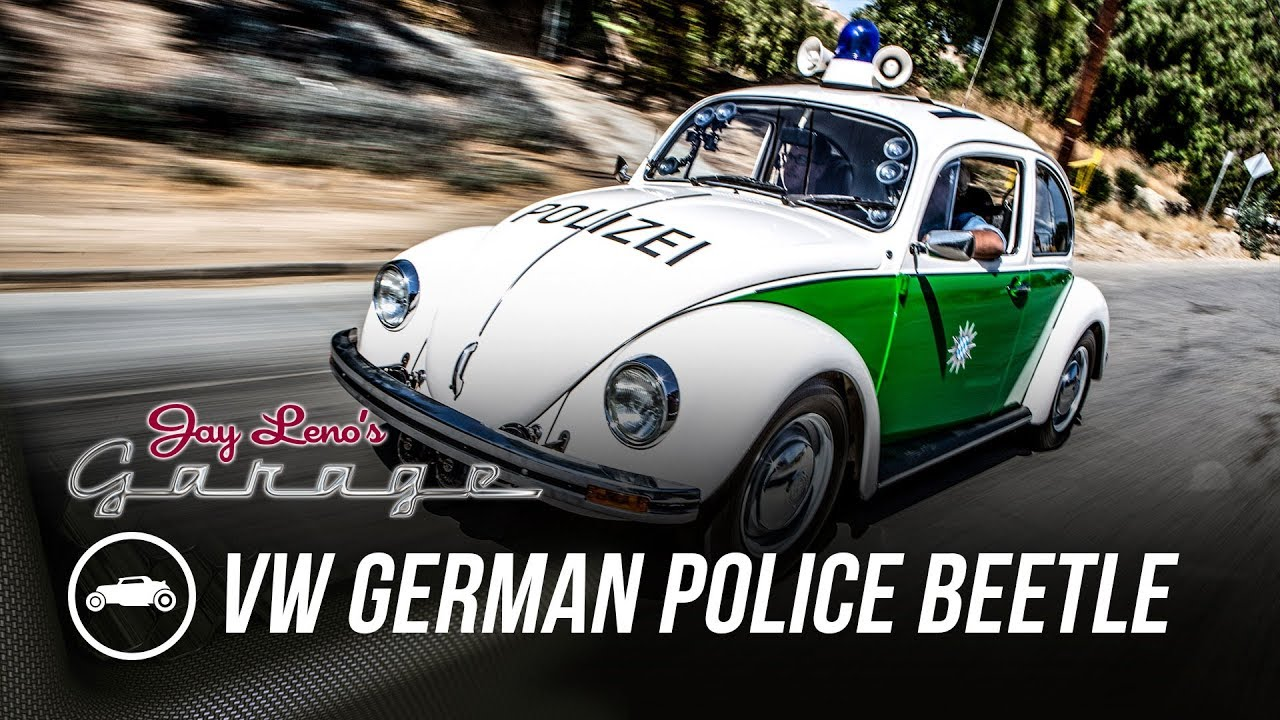 1979 Vw German Police Beetle Jay Leno S Garage Youtube