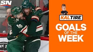 NHL Goals of The Week: Week 2 Edition