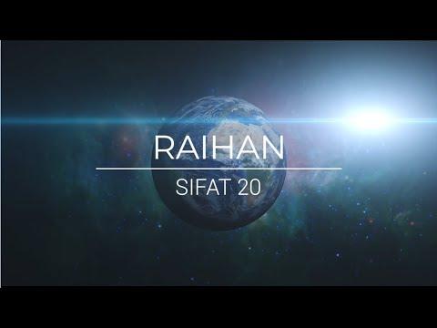 Raihan - Sifat 20 (lirik)