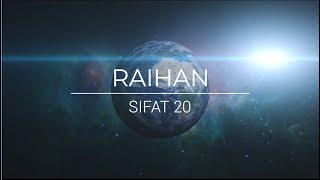Gambar cover Raihan - Sifat 20 (lirik)