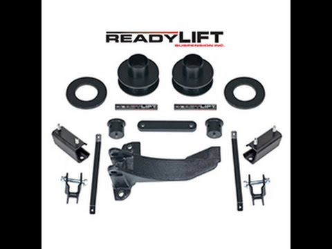 Readylift Stage 2 Leveling Kit for a 2012 F350SD at Dales Auto Service Langley