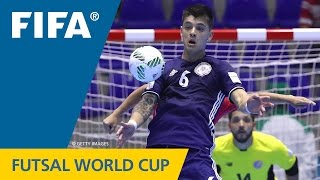 Futsal World Cup Top 10 Goals: Leo (KAZ) thumbnail