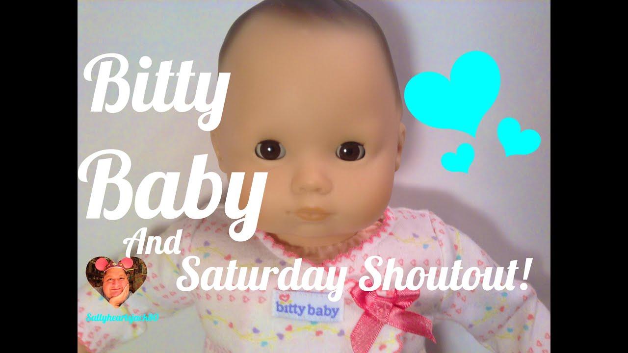 My Bitty Baby American Girl Doll✨