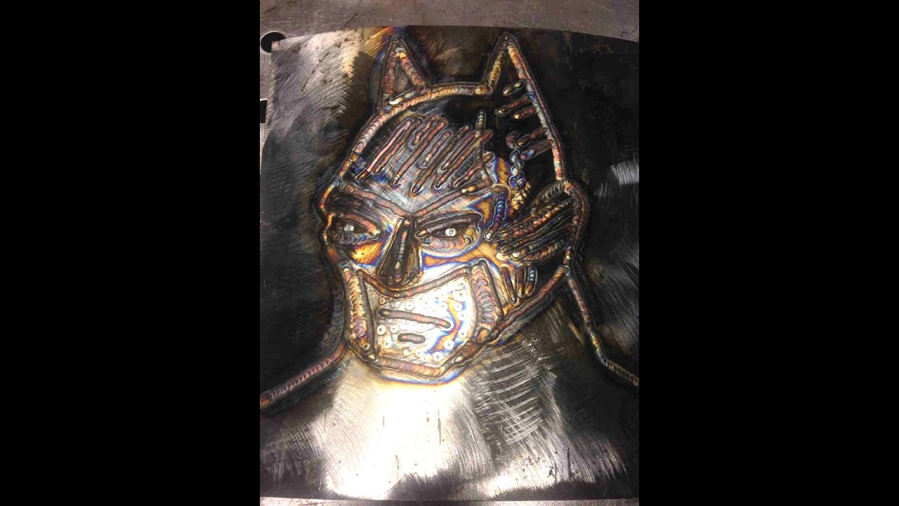 tig welding batman