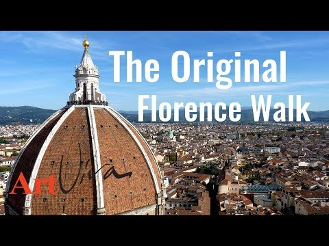 the Original Florence Walk