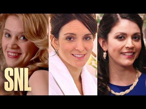 SNL Commercial Parodies: Feminine Products