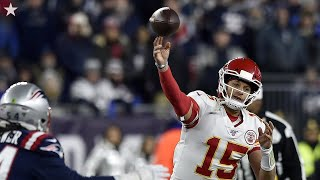 Chiefs' Andy Reid on Mahomes' hand injury and victory over the Patriots